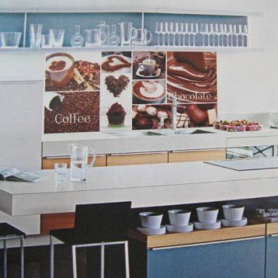 FOTOTAPETA CAFE-CHOCO MAT 40855