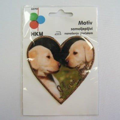"APLIKACIJA ""I LOVE DOGS"" 32751 14433"